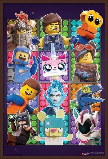 Plakát  Lego Příběh 2 - Some Assembly Required