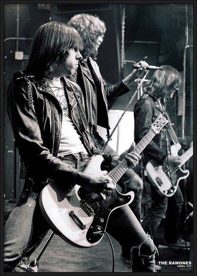 Plakát  The Ramones - C.B.G.B.'S NYC 1977