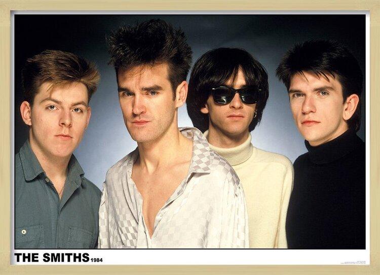 Plakát The Smiths 1984