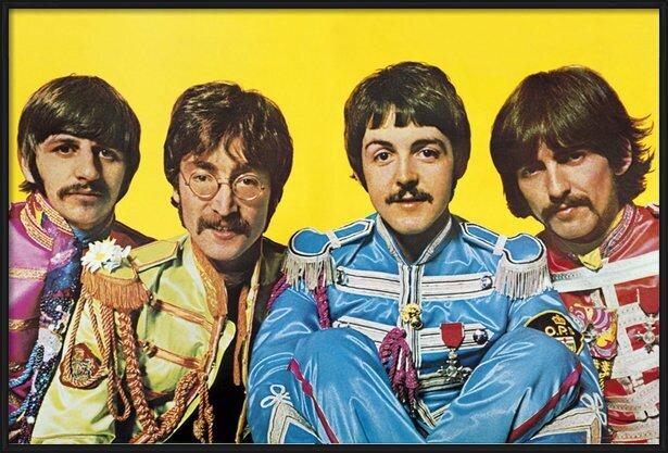 Plakát Beatles - Lonely Hearts Club