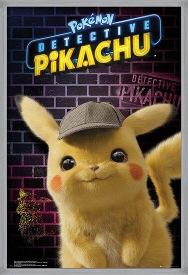 Plakát  Pokemon: Detektiv Pikachu