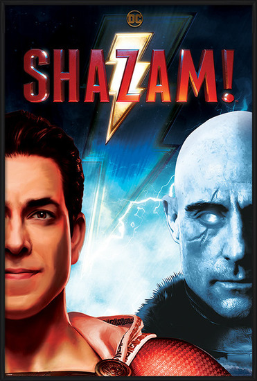 Plakát  Shazam - Good vs Evil
