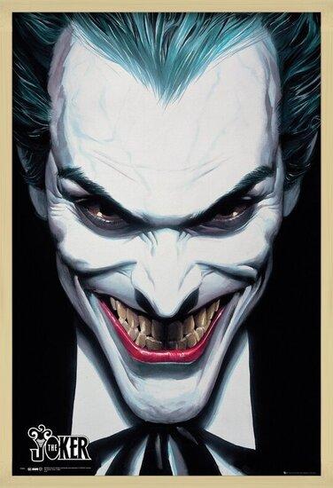 Plakát DC Comics - Joker Ross