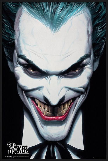 Plakát  DC Comics - Joker Ross