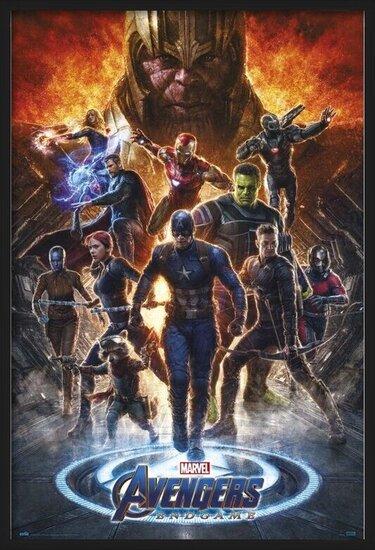 Plakát Avengers: Endgame - Whatever It Takes