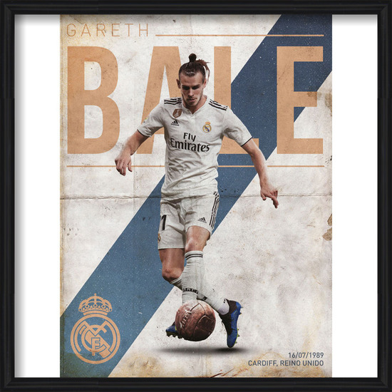 Obrazová reprodukce Real Madrid - Bale