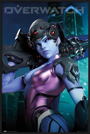 Plakát  Overwatch - Widow Maker