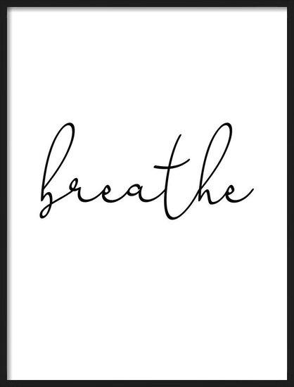 Ilustrace breathe