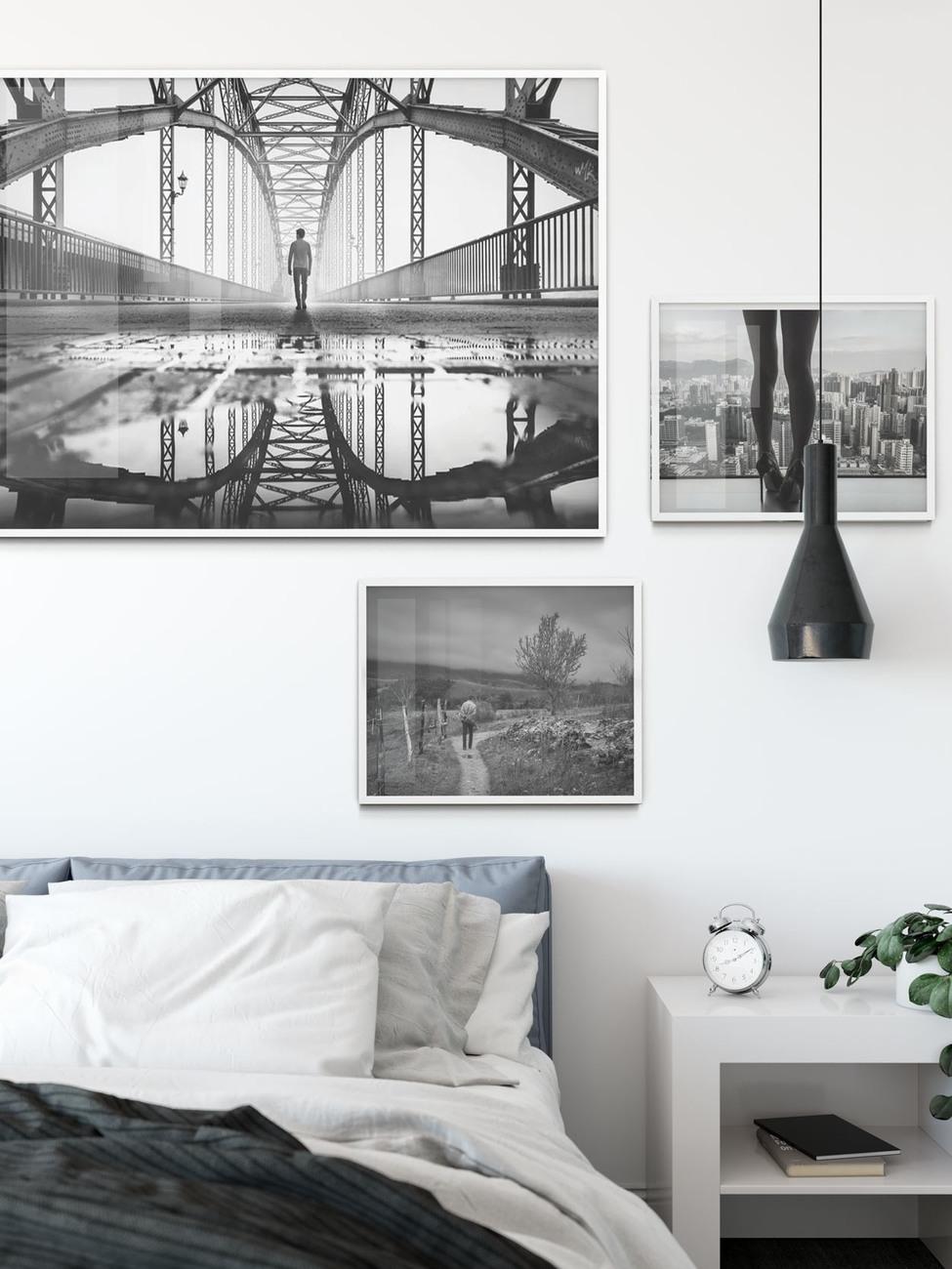 Umělecká fotografie  The Bridge