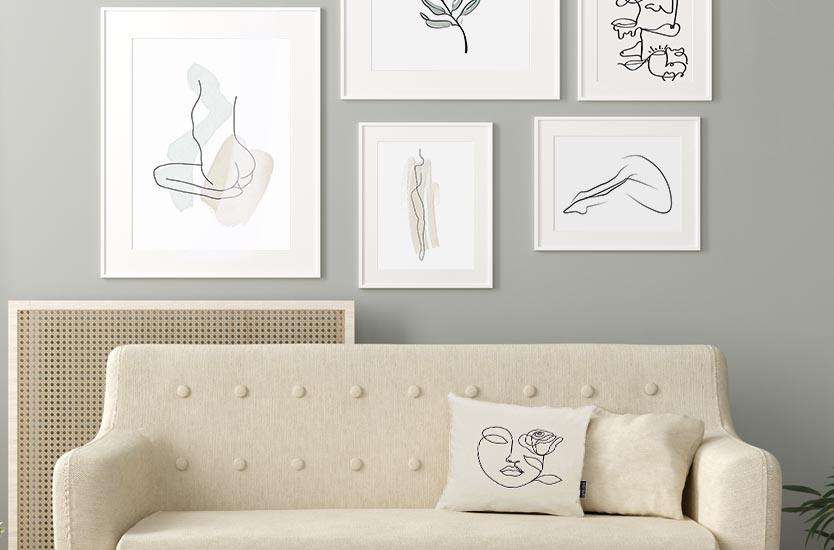 Ilustrace Body shape