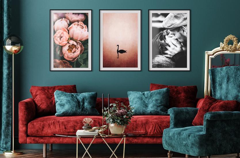 Umělecká fotografie Bouquet