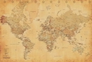 Mapa světa - starý styl