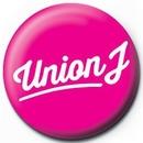 UNION J - pink logo