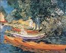 Břeh řeky Oisy v Auvers, 1890