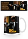 Pulp Fiction - Guns, Vincent and Jules