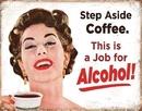 Step Aside Coffeee