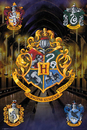 Harry Potter - Crests