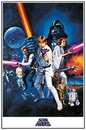 Star Wars A New Hope - One Sheet