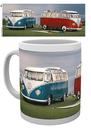 VW Volkswagen Twin Kombis - Brendan Ray