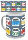 VW Camper - Campers Colours Illustration