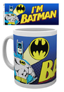 Batman Comic - I'm Batman Bold