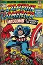 Marvel Retro - Captain America - Madbomb