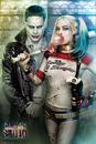 Sebevražedný oddíl - Joker and Harley Quinn