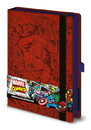 Marvel  Spider-Man A5 Premium
