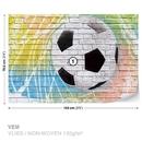 Fotbal - Cihlová stěna