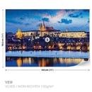 Pražský hrad a Vltava