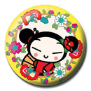 PUCCA - yellow flowers
