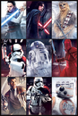 Star Wars: Poslední z Jediů - Characters