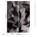 Moderní abstraktní geometrické umění