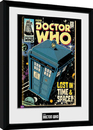 Doctor Who - Tarids Comic