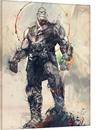 Avengers Infinity War - Thanos Sketch