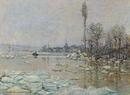 Breakup of Ice, 1880
