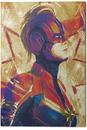 Captain Marvel - Paint