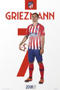 Atletico Madrid 2018/2019 - Griezman
