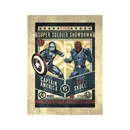 Marvel Comics - Captain America vs Red Skull