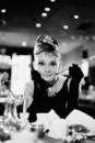 Audrey Hepburn - breakfast