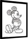 Myšák Mickey (Mickey Mouse) - Sketched Single