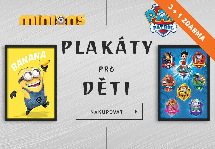 Plakáty pro děti