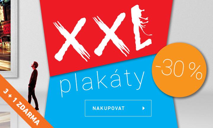 XXL plakáty